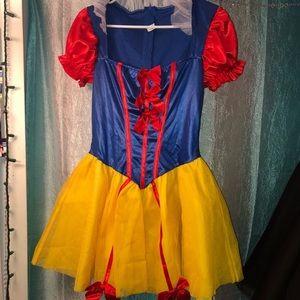 Disney adult Snow White Halloween costume